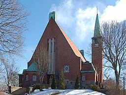 Kyrkor pa stan engelbrektskyrkan