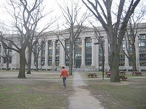 Harvard Law School cover