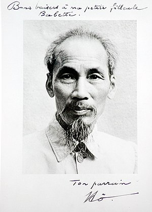 "Communist Party of Vietnam - The state and party are guided by ""Hồ Chí Minh Thought"""