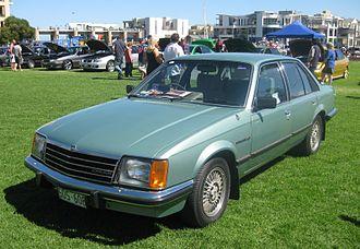 Holden Commodore (VB) - Holden Commodore SL/E sedan