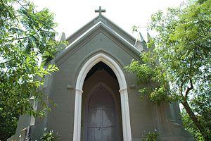 Holy Trinity Church, Yercaud - Holy Trinity Anglican Church, Yercaud