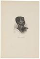 Homo sapiens - Negroïde ras, Afrika - 1700-1880 - Print - Iconographia Zoologica - Special Collections University of Amsterdam - UBA01 IZ19400058.tif