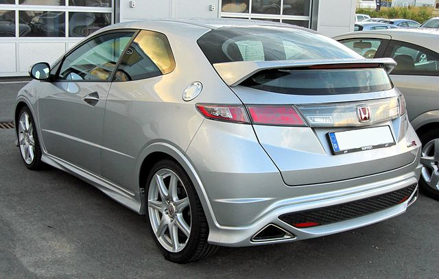 Honda Civic Type R (FN2)