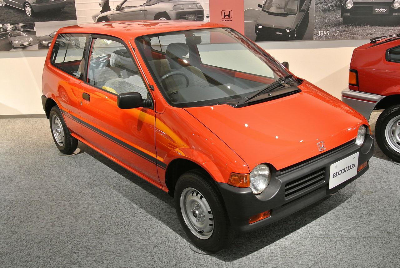 ファイル:Honda today honda collection hall.JPG - Wikipedia