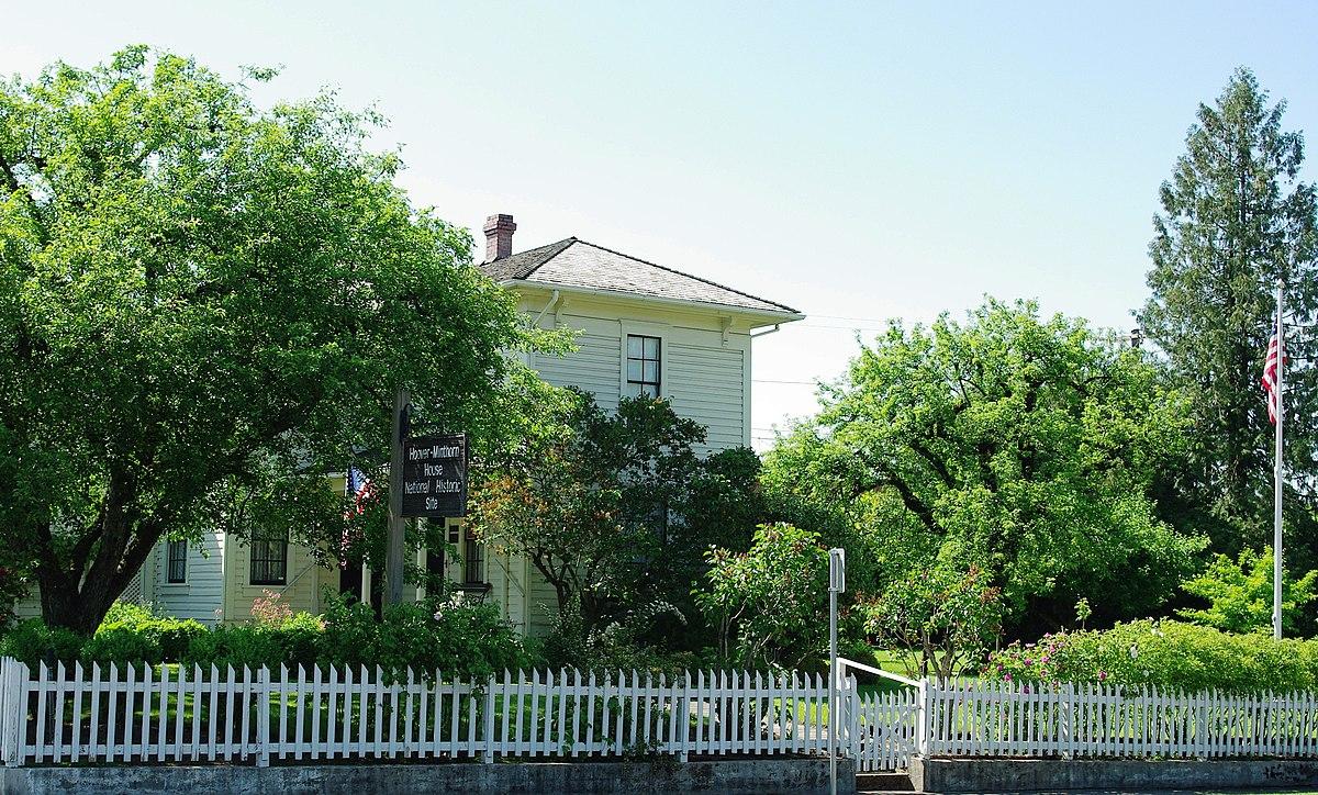 Hoover Minthorn house.JPG