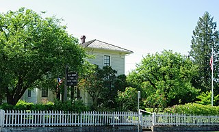 Hoover–Minthorn House United States historic place