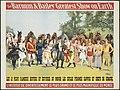 Horses - The Barnum & Bailey greatest show on earth - L'Institut de divertissement le plus grand et le plus magnifique du monde.jpg
