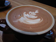 Hot chocolate - Wikipedia, the free encyclopedia