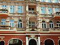 """Hotel""""Pod Orłem""""w Bydgoszczy-różne formy boniowania fasady.JPG"""