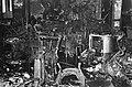Hotel Bouwes in Zandvoort door brand verwoest exterieur na de brand, Bestanddeelnr 927-6563.jpg