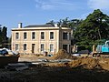 House construction, Ledwell - geograph.org.uk - 236978.jpg