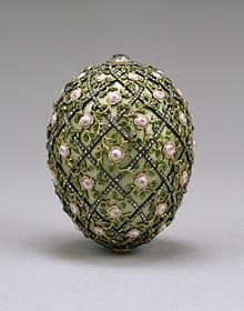 2a7dea501 Rose Trellis (Fabergé egg) - WikiVisually