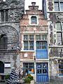 House on the Graslei, Ghent, Belgium.jpg