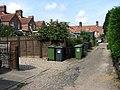Housing in Grove Road - geograph.org.uk - 551019.jpg