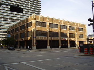 Houston Press - Former Houston Press headquarters in Downtown Houston