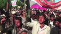Houthis protest against airstrikes 1.png