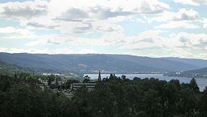Søndre Land - Image: Hov i Land, Søndre Land