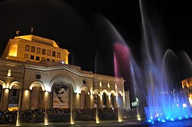 Hraparak fountains 2009.jpg