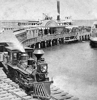 Old Colony Railroad - Martha's Vineyard Railroad