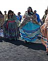 Hualapai Tribe's White Water Group, Mike O'Callaghan-Pat Tillman Memorial Bridge dedication 2010 (7136207333).jpg