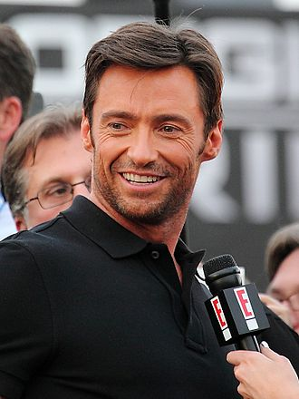 Superhero film - Image: Hugh Jackman Apr 09b