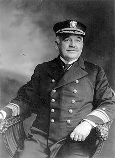 Hugo Osterhaus United States Navy Rear Admiral