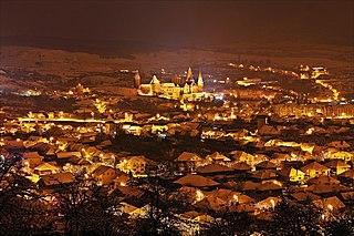 Hunedoara Municipality in Romania