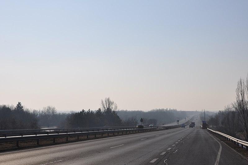 File:Hungary, M7 motorway.jpg