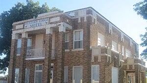 Paducah, Texas - Hunter's Lodge Motel in Paducah