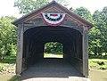 Hyde Hall Covered Bridge - northwest portal.jpg