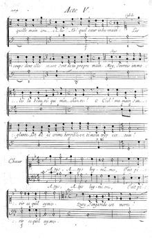 Lully: Rezitativ aus Atys, Akt V, Szene 4 (Ausschnitt) (Quelle: Wikimedia)