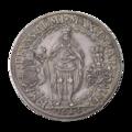 INC-3220-a Два талера Максимилиан III 1614 г. (аверс).png