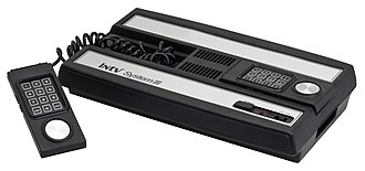 Intellivision - INTV Corp produced their own Intellivision, the INTV System III, after buying the rights from Mattel following the market crash.