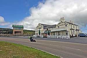 Creg-ny-Baa, Isle of Man - Image: IOM Creg ny Baa pub