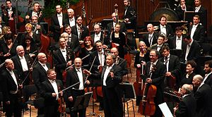 Israel Philharmonic Orchestra Foundation - IPO after their 70th Anniversary Gala Concert