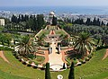 IPhO-2019 07-11 Haifa Bahai garden view.jpg