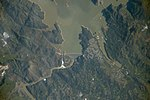 ISS-50 Lake Oroville and the Oroville Dam.jpg