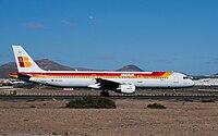 EC-JLI - A321 - Iberia Express