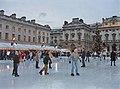 Ice Skating.Somerset House. - geograph.org.uk - 117562.jpg