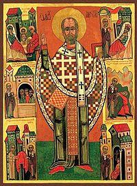 »Život svetog Nikole«, Poljska, kraj 15. ili početak 16. st.