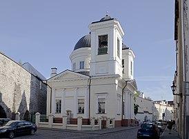 Iglesia ortodoxa de San Nicolás, Tallinn, Estonia, 2012-08-05, DD 01.JPG