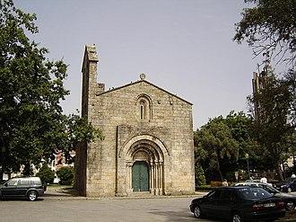 Cedofeita - Main façade of the Church of Cedofeita.