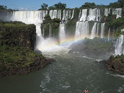 Iguazu Falls with Rainbow.JPG