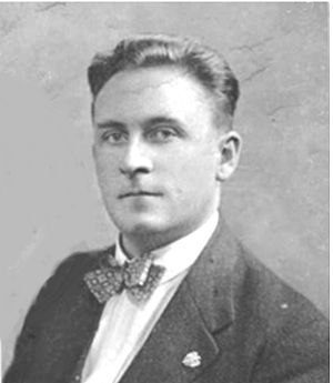 Illy - Francesco Illy (Illy Ferenc), illy's founder, in 1930