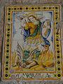 Imatge de Sant Miquel al Passatge de Sant Miquel (Igualada).JPG