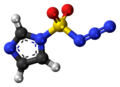 Imidazole-1-sulfonyl-azide-3D-balls.png