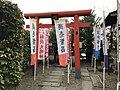 Inari Shrine in Kitaoka Shrine.jpg