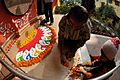 Inaugural Decoration - Swami Akhandananda Science Centre - Ramakrishna Mission Ashrama - Sargachi - Murshidabad 2014-11-29 0267.JPG