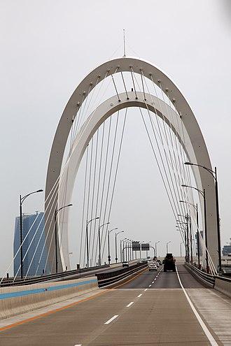 Incheon Bridge - Image: Incheon bridge (1)