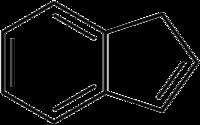 Struktur von 1H-Inden